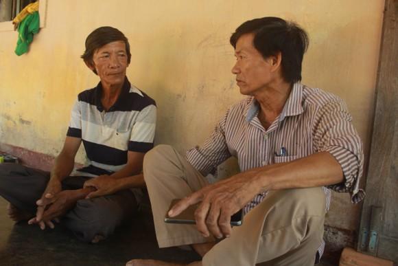 Quảng Ngãi: 30 hộ dân hiến đất làm kè phòng, chống sạt lở ảnh 3