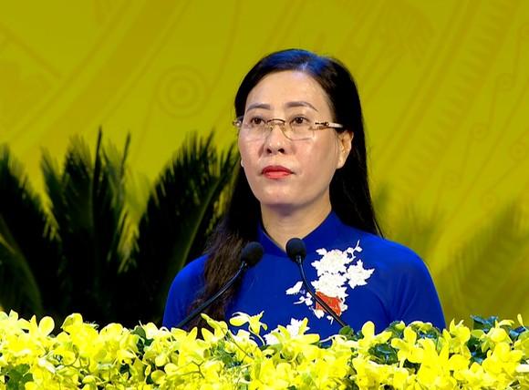 Đồng chí Bùi Thị Quỳnh Vân tái đắc cử Bí thư Tỉnh ủy Quảng Ngãi ảnh 1