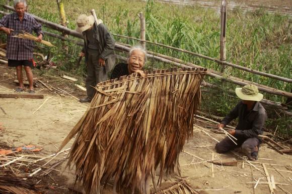 Xóm ốc đảo sông Trà Bồng khắc phục sau lũ ảnh 8