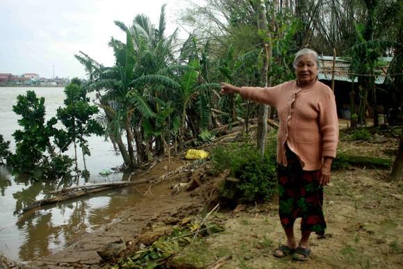 Xóm ốc đảo sông Trà Bồng khắc phục sau lũ ảnh 6