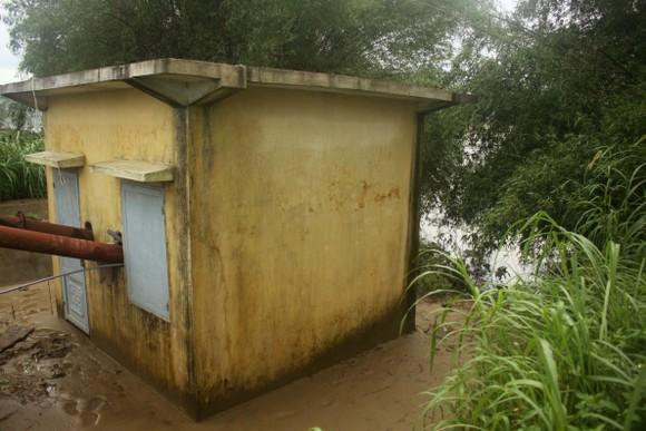 Quảng Ngãi: Sạt lở bờ sông Trà Khúc, đe dọa cuộc sống người dân ảnh 3
