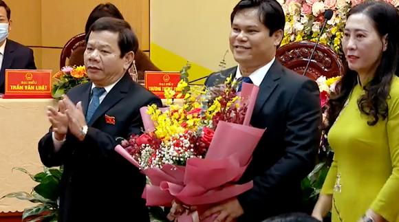 Ông Trần Phước Hiền được bầu giữ chức Phó Chủ tịch UBND tỉnh Quảng Ngãi ảnh 1