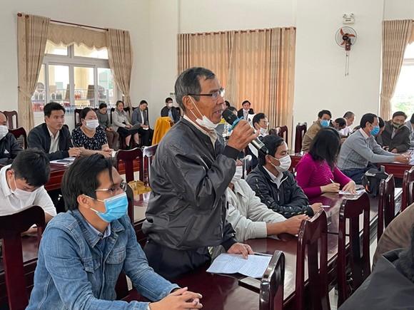 Bí thư Tỉnh ủy Quảng Ngãi chia sẻ, giải quyết khó khăn cho nông dân ảnh 5