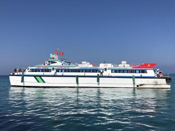 Mở tuyến vận tải thủy Đà Nẵng - Lý Sơn ảnh 1