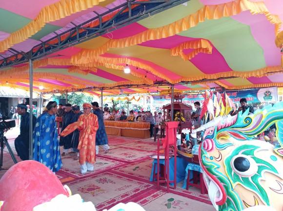 Lễ hội đua thuyền tứ linh Lý Sơn được công nhận là di sản văn hóa phi vật thể quốc gia ảnh 8