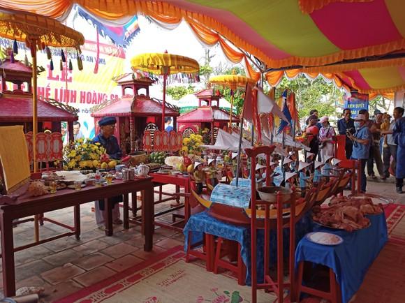 Lễ hội đua thuyền tứ linh Lý Sơn được công nhận là di sản văn hóa phi vật thể quốc gia ảnh 7