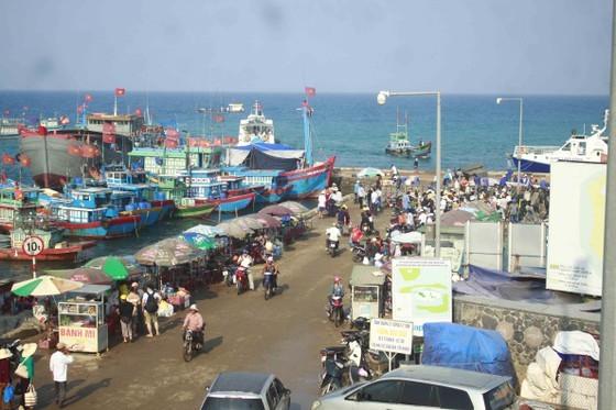 Phó Bí thư Huyện ủy Lý Sơn: Đề xuất lấn biển ở Lý Sơn là phù hợp điều kiện hiện nay ảnh 1