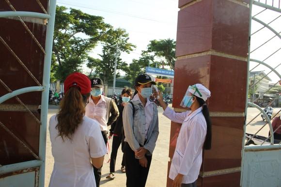 Quảng Ngãi: Gần 12.700 thí sinh tham dự kỳ thi tuyển sinh vào lớp 10 ảnh 2