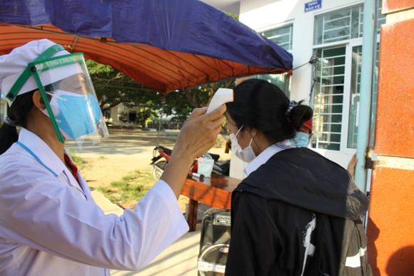 Quảng Ngãi: Gần 12.700 thí sinh tham dự kỳ thi tuyển sinh vào lớp 10 ảnh 4
