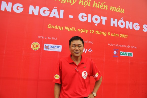 Quảng Ngãi: 600 người tham gia hiến máu tình nguyện  ảnh 5