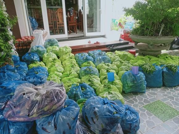 Hai chuyến hàng trị giá 700 triệu đồng của một gia đình ở Quảng Ngãi ủng hộ người dân TPHCM ảnh 4