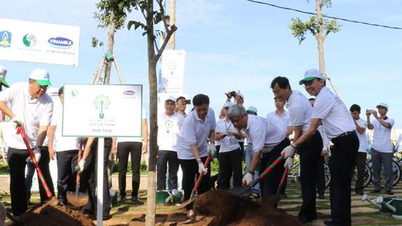 Việt Nam tăng cường diện tích mảng xanh để giảm thiểu biến đổi khí hậu ảnh 1