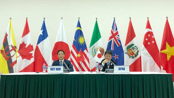 Đạt được thỏa thuận cho TPP-11, TPP đổi tên thành CPTPP  ảnh 1