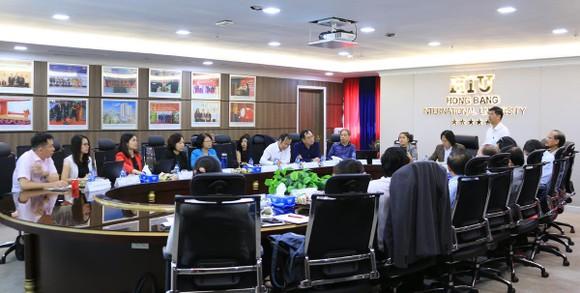 Tập đoàn giáo dục Nguyễn Hoàng thành lập Ban Đại học và Hội đồng Đại học ảnh 1