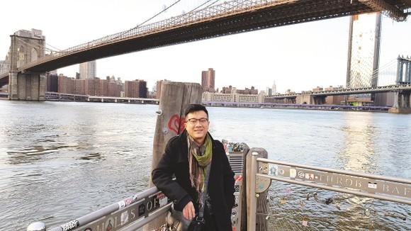 Nghệ sĩ Trí Nguyễn và giấc mơ đưa đàn tranh ra thế giới ảnh 1