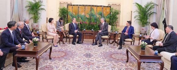 Thủ tướng Lý Hiển Long: Singapore luôn đánh giá cao mối quan hệ với Việt Nam, trong đó có TPHCM ảnh 2