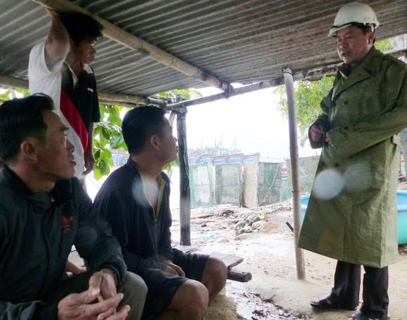 Người nuôi hải sản ở Phú Yên xuất bán tôm hùm trước khi bão số 5 đổ bộ ảnh 2