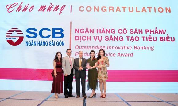 SCB lần thứ 3 liên tiếp nhận giải thưởng 'Ngân hàng có sản phẩm dịch vụ sáng tạo tiêu biểu' của IDG ảnh 1