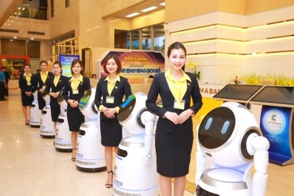 Robot có thay thế nhân sự ngân hàng? ảnh 1