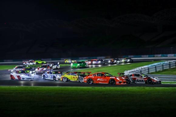 Chặng đua Công thức 1 Hà Nội sẽ có thêm giải đua phụ của hãng xe Porsche ảnh 2