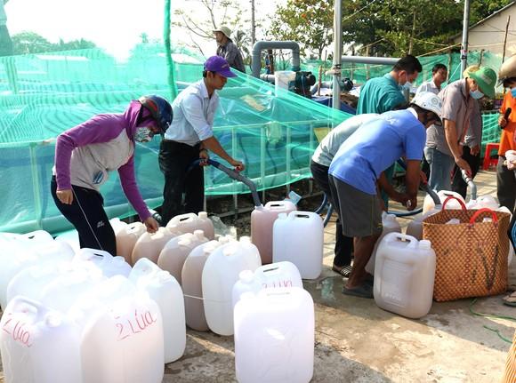 Đồng bằng sông Cửu Long dồn sức cứu hàng chục ngàn hécta cây ăn trái  ảnh 1