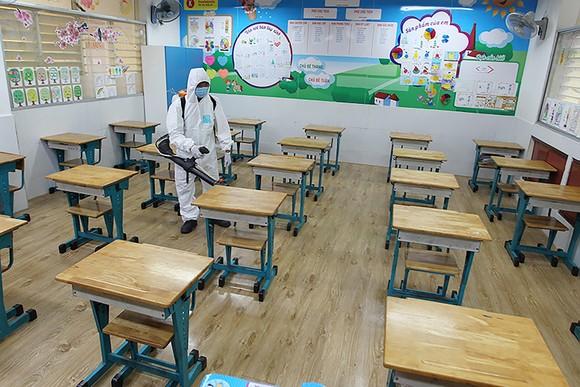 Thành phố Hồ Chí Minh đảm bảo an toàn đón học sinh trở lại trường  ảnh 1