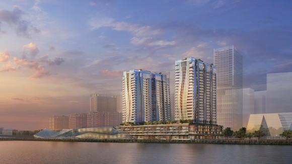 Dự án cao cấp The Metropole Thủ Thiêm đã có sổ đỏ ảnh 1