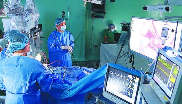 TPHCM triển khai y tế thông minh: Bước đột phá chăm sóc sức khỏe người dân ảnh 1