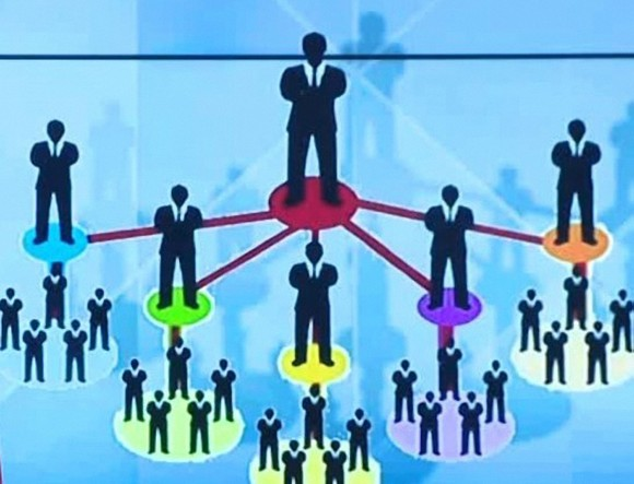 """Một quảng cáo kinh doanh đa cấp trên mạng -  """"Những doanh nhân muốn kết nối toàn cầu"""""""
