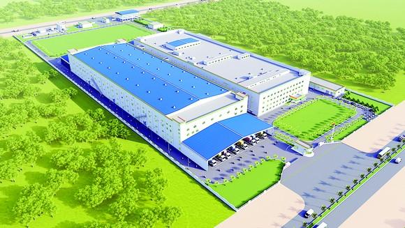 Hòa Bình trúng thầu dự án nhà máy sản xuất bánh gạo Want Want  ảnh 1