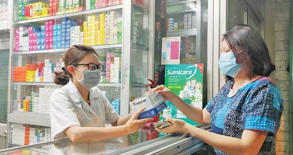 Thận trọng khi mua sản phẩm bảo hộ y tế qua mạng ảnh 1