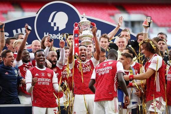 Arsenal nối dài kỷ lục thắng FA Cup lên con số 14