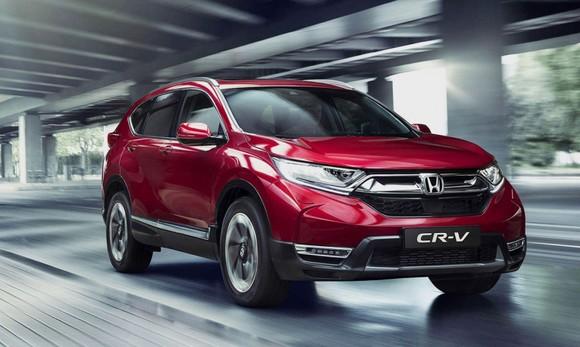 Doanh số bán ô tô trong tháng 8 của Honda Việt Nam tăng 38%