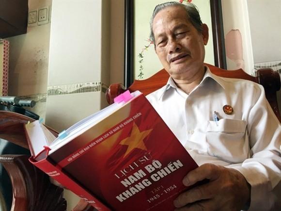 10 năm, bộ 'Lịch sử Nam Bộ kháng chiến' ảnh 1