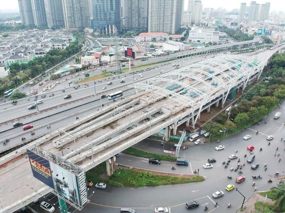 Mạng tuyến metro đang từng bước hình thành ảnh 2