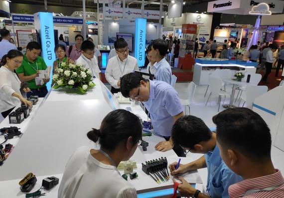 Hội chợ, triển lãm quốc tế Vietnam ETE 2020 và Enertec Expo 2020 diễn ra tại TPHCM từ ngày 5 đến 7-11 ảnh 3