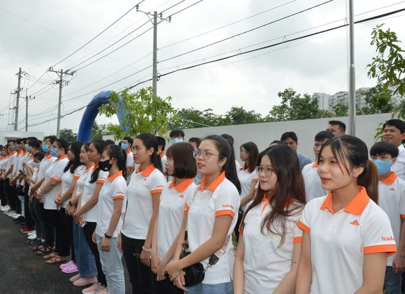 Khánh thành Trường Trung cấp Xây dựng – Cơ sở Nam TPHCM ảnh 5