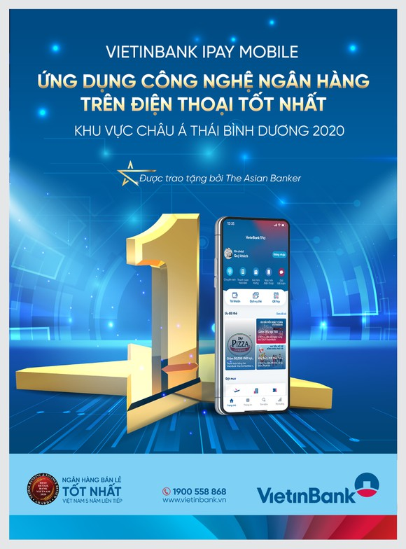 VietinBank iPay Mobile khẳng định vị thế trên trường quốc tế ảnh 1