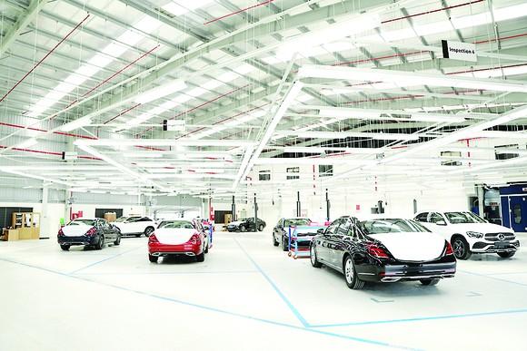 Mercedes-Benz Việt Nam kỷ niệm 25 năm thành lập ảnh 1