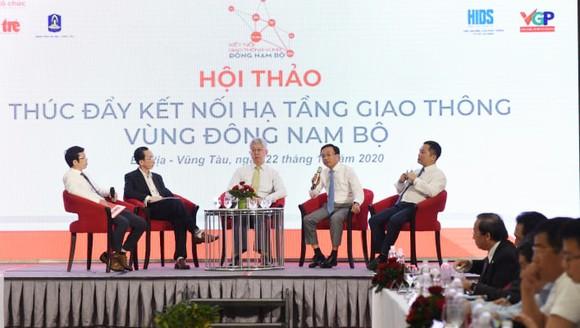 Thúc đẩy kết nối hạ tầng giao thông vùng Đông Nam bộ