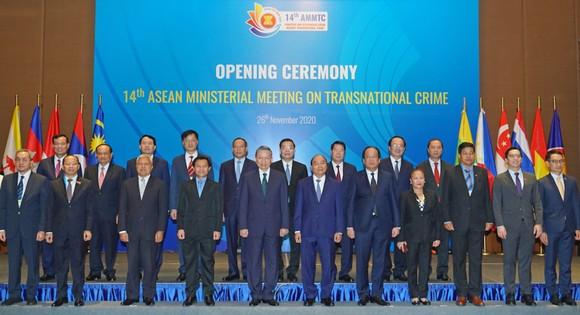 ASEAN tăng cường hợp tác phòng chống tội phạm xuyên quốc gia ảnh 1