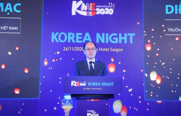 KTO tổ chức Hội chợ Du lịch trực tuyến, giới thiệu du lịch MICE Hàn Quốc hậu Covid-19 ảnh 1