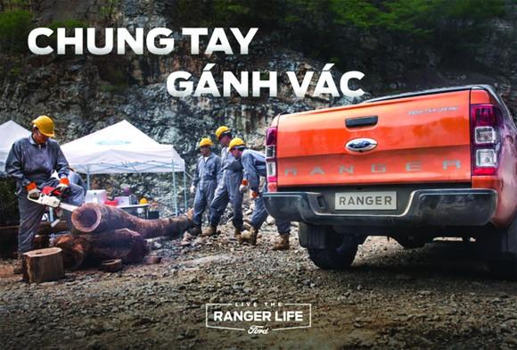 Ford khởi động chiến dịch thương hiệu mới 'Live The Ranger Life' ảnh 1