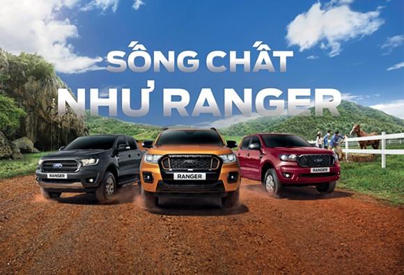 Ford khởi động chiến dịch thương hiệu mới 'Live The Ranger Life' ảnh 2