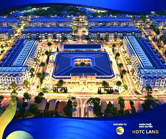 Thị trường bất động sản khu Tây hút hàng đầu năm 2021