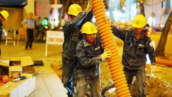 Thực hiện 27 dự án ngầm hóa lưới điện và cáp viễn thông ở TP Thủ Đức ảnh 1