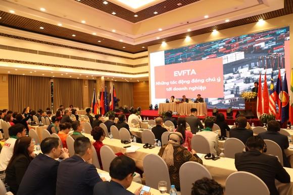 HDBank là doanh nghiệp dẫn đầu các ngành Việt Nam - ASEAN - EU ảnh 3