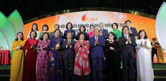 Bà Thái Hương tiếp tục được tín nhiệm giữ chức Chủ tịch Hiệp hội Nữ doanh nhân Việt Nam ảnh 1