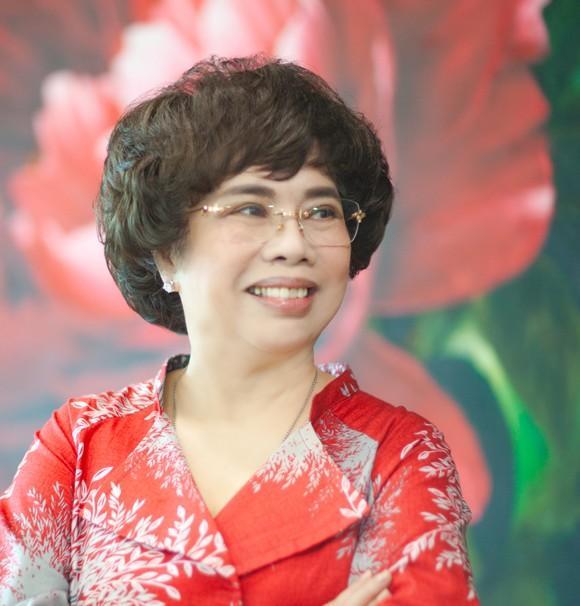 Bà Thái Hương tiếp tục được tín nhiệm giữ chức Chủ tịch Hiệp hội Nữ doanh nhân Việt Nam ảnh 2