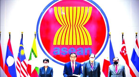 ASEAN và sứ mệnh khó khăn tại Myanmar ảnh 1